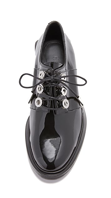 KENZO Lace Up Oxfords