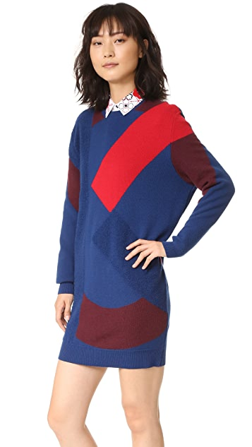 KENZO Sweater Dress