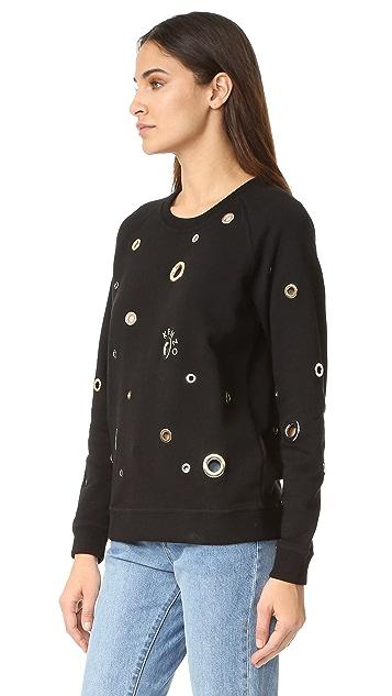 KENZO Embellished Sweatshirt