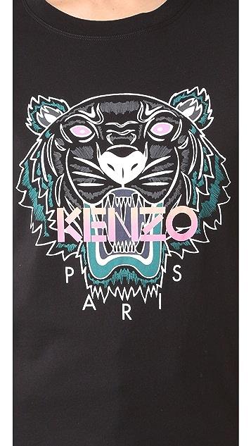 KENZO Tiger Short Sleeve Tee