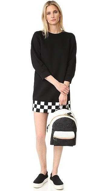 KENZO Neoprene Backpack