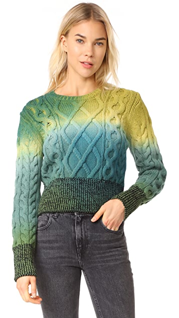 KENZO Crew Neck Classic Sweater