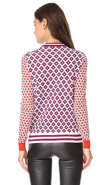 KENZO Crew Neck Comfort 'K' Sweater