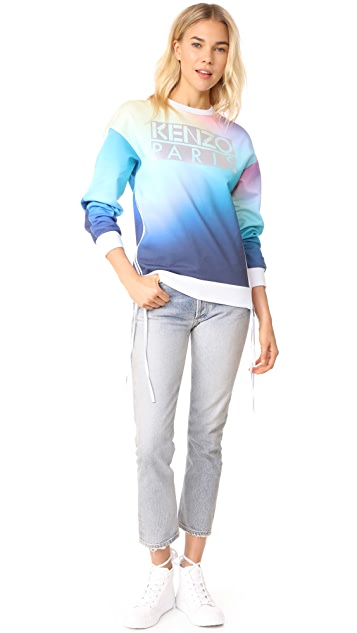 KENZO Northern Lights Zipped Sweatshirt
