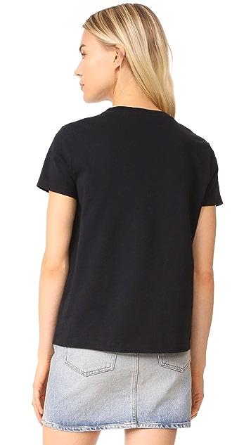 KENZO Tiger Straight T-Shirt