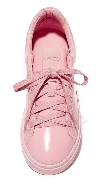 KENZO K-Lace Platform Sneakers
