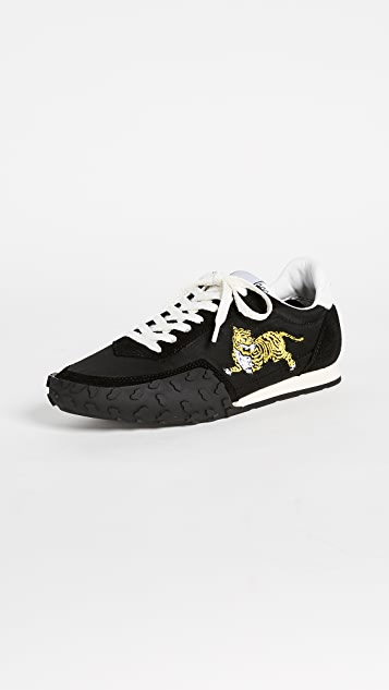 H?gl Ridged sole sneakers SaoEA