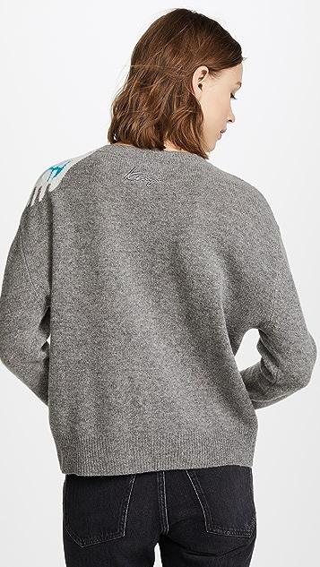 KENZO Comfort Crew Neck Sweater