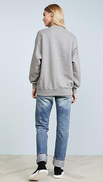 KENZO Crewneck Comfort Sweatshirt