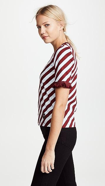 KENZO T-Shirt with Ruffles