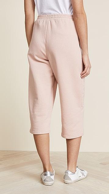 KENZO Sport Cropped Pants