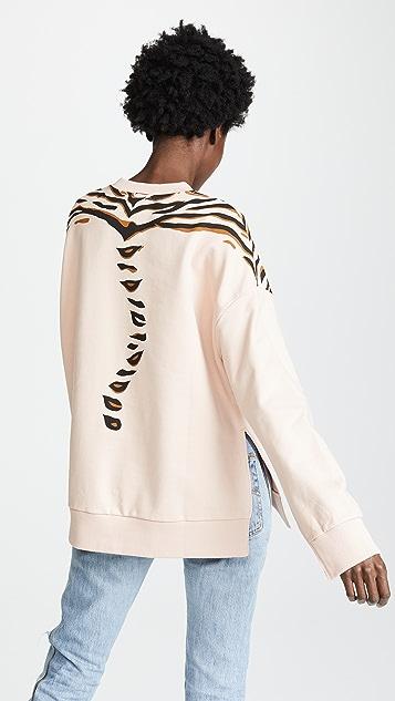 KENZO Claw Tiger Sweatshirt