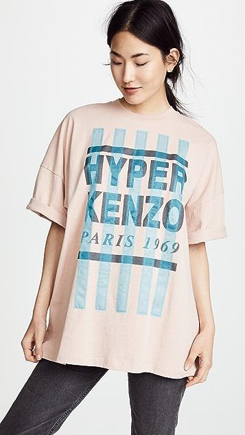 KENZO Slit Oversized T-Shirt