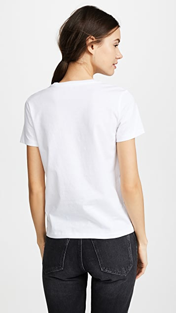 KENZO Logo Fitted T-Shirt