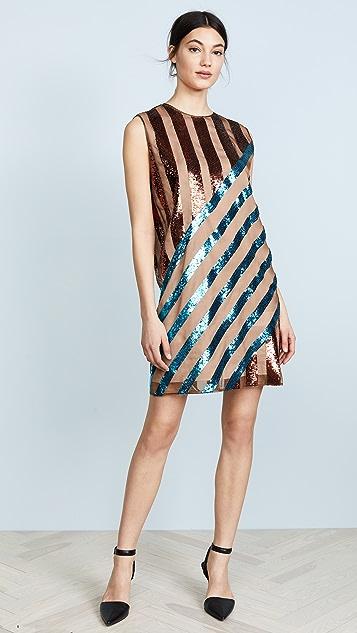 KENZO Sequin Mini Dress