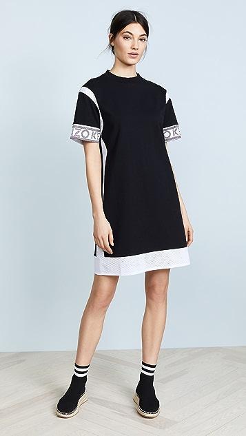KENZO Midi Tee Dress