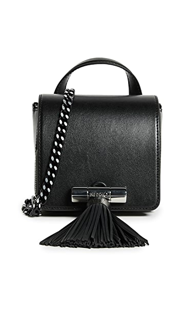 KENZO Sailor Chain Mini Top Handle Bag