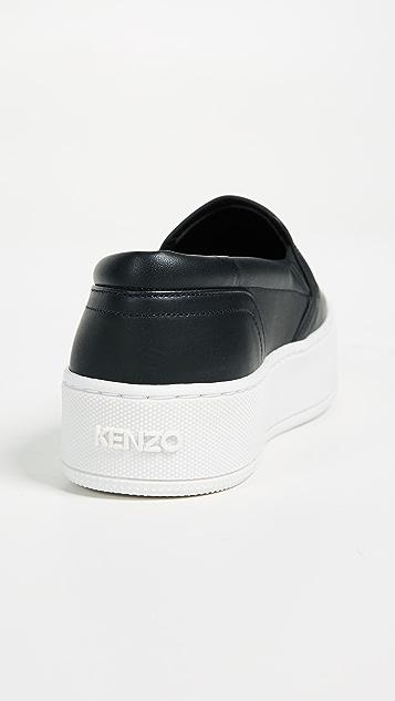 KENZO New K-Py Sneakers
