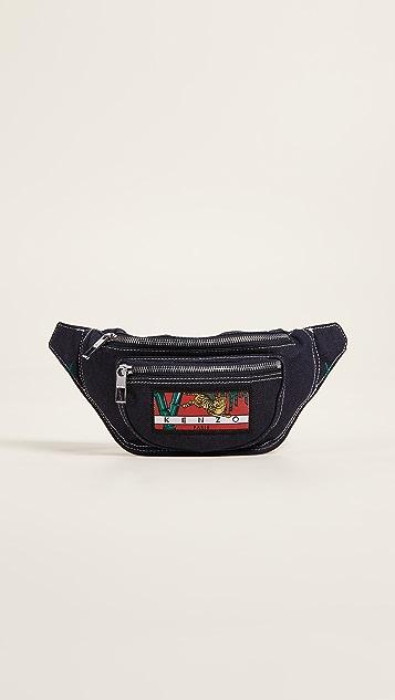 KENZO Belt Bag - Navy