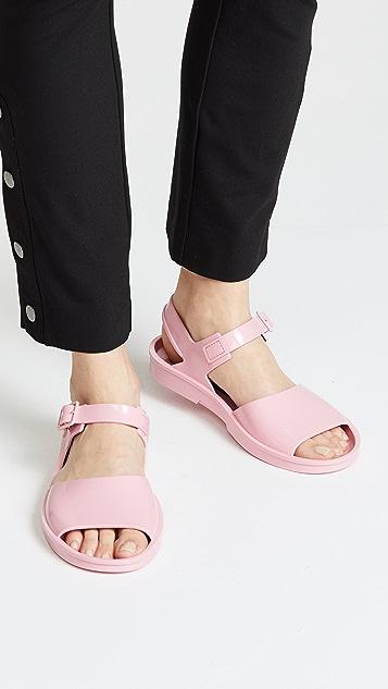 KENZO Chiba Jelly Sandals