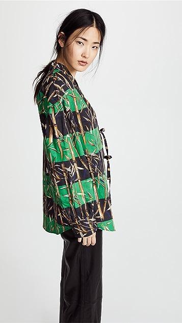 KENZO Kimono Shirt