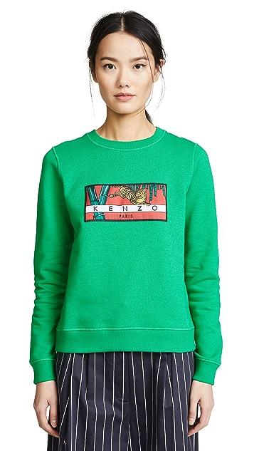 KENZO Tiger Oversized Sweatshirt