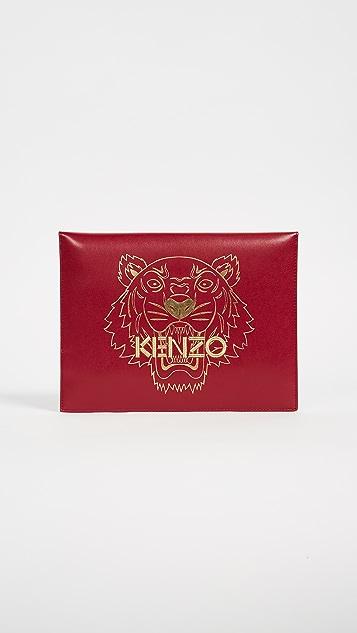 KENZO Kenzo Tiger Pouch