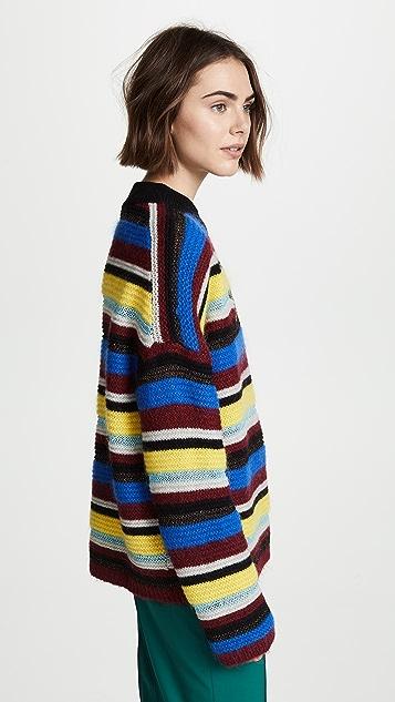 KENZO Comfort Straight Sweater