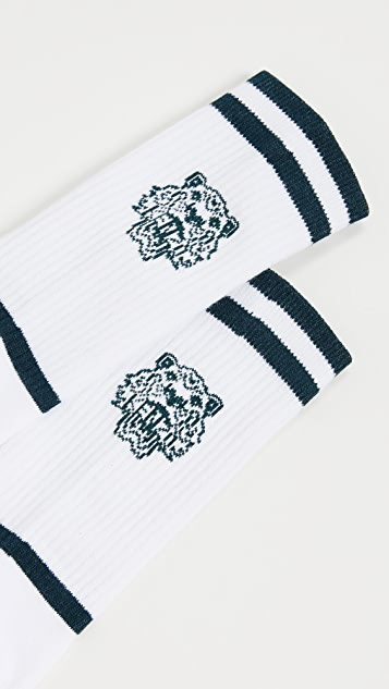 KENZO Sporty Tiger Socks