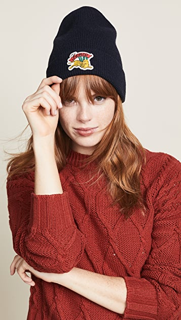 KENZO Jumping Tiger Beanie Hat