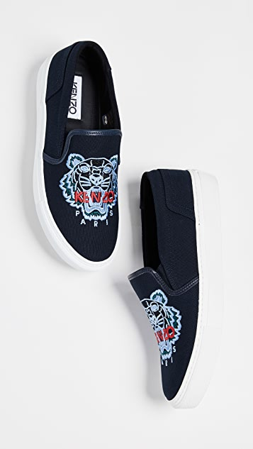 KENZO K-State Tiger Sneakers