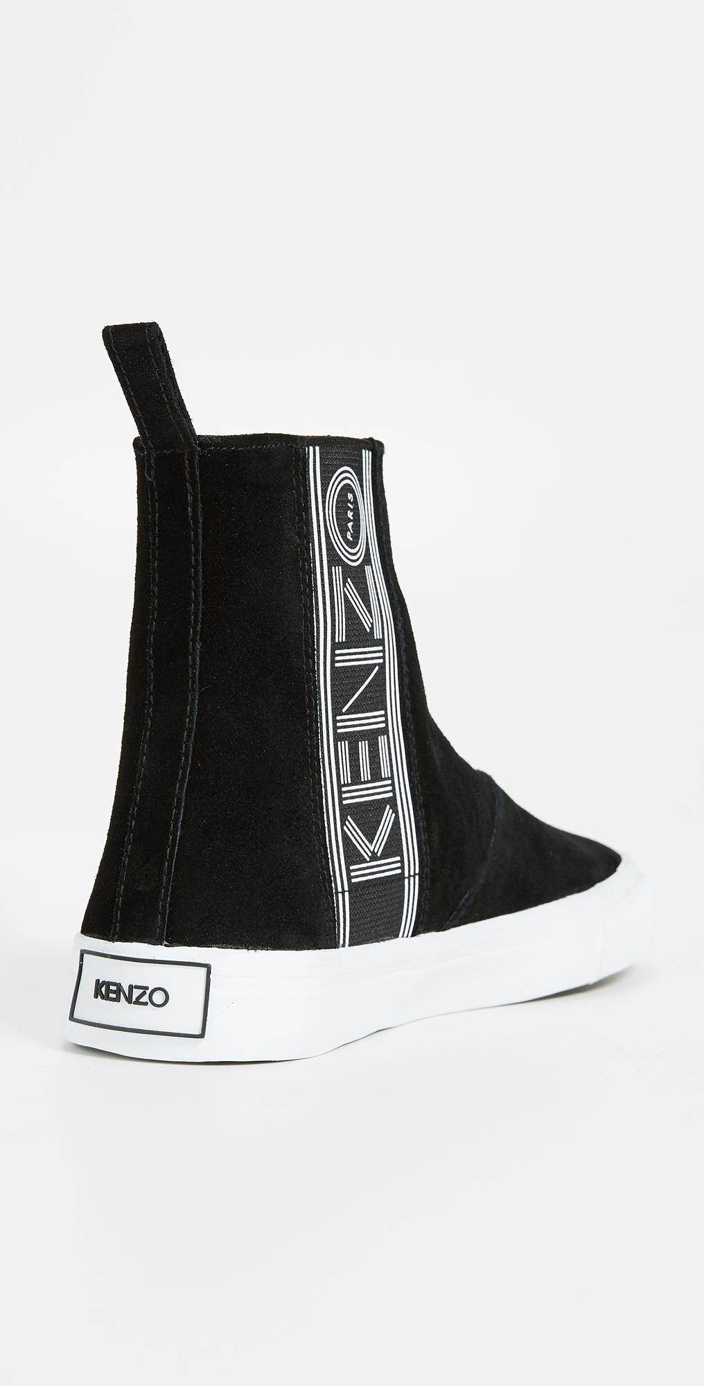 KENZO Kapri High Top Sneakers   SHOPBOP