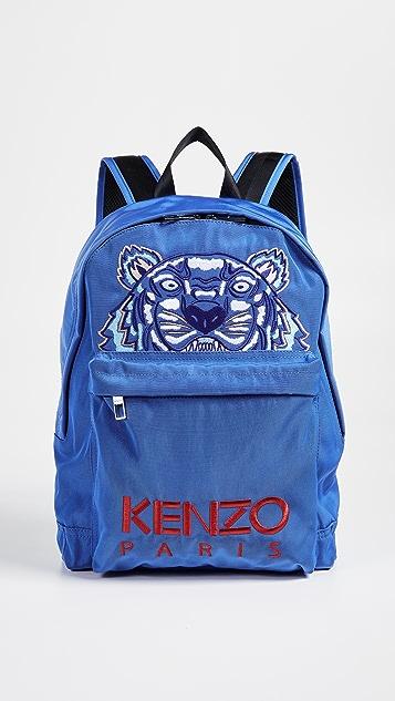 9f87e4f543 KENZO Tiger Blue Capsule Backpack | SHOPBOP