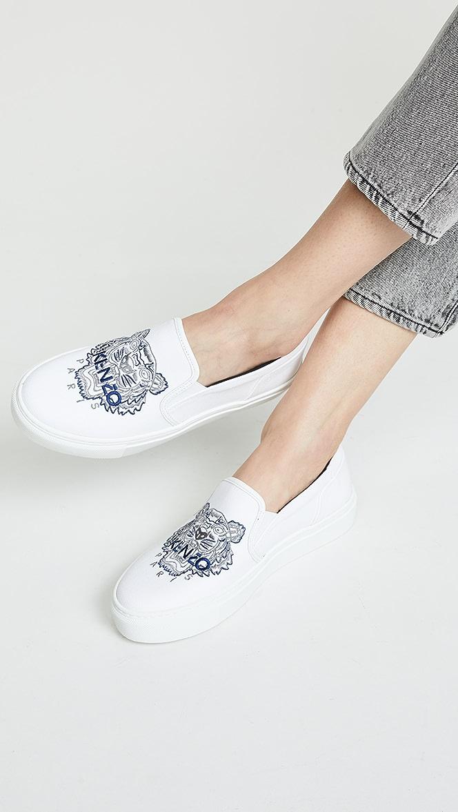 KENZO K-Skate Tiger Sneakers   SHOPBOP