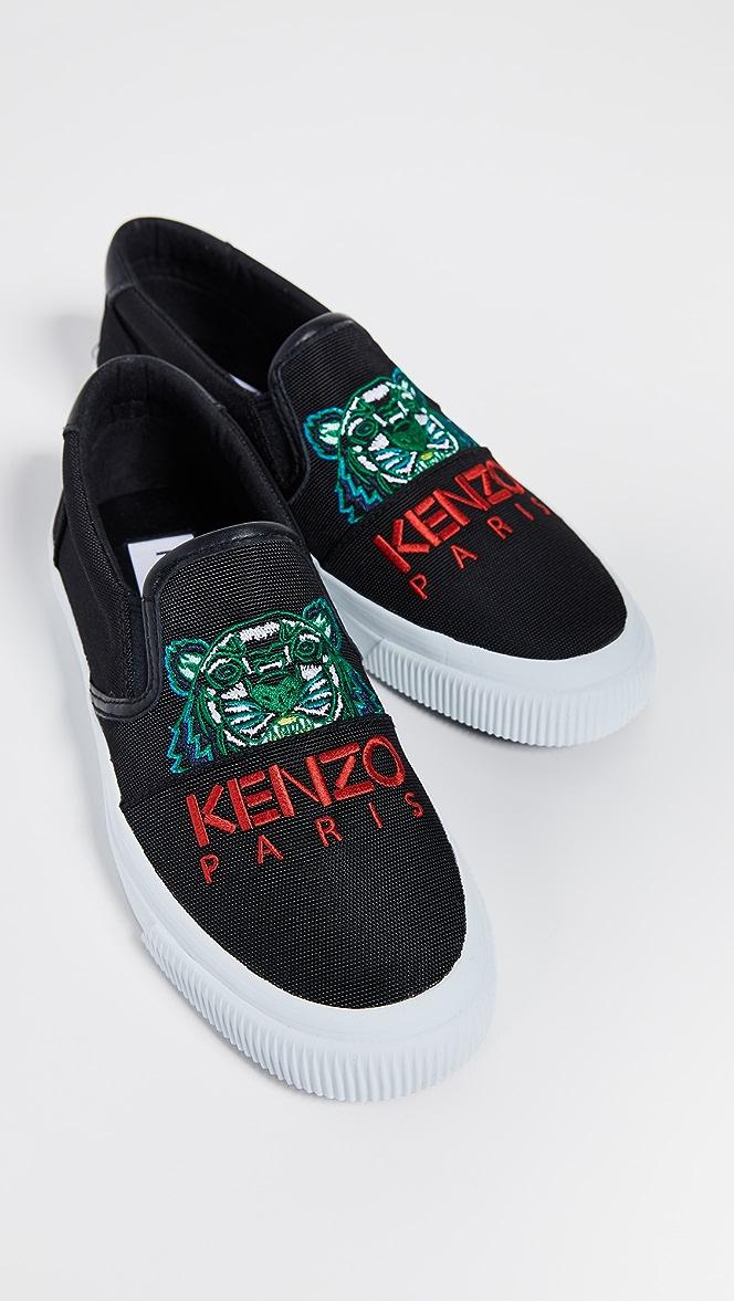 KENZO K-Skate New Tiger Sneakers | SHOPBOP