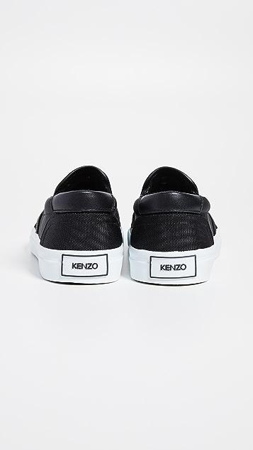 KENZO K-Skate New Tiger Sneakers