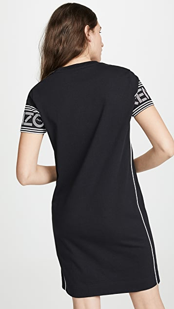 KENZO New Kenzo Sport Short Tee Dress