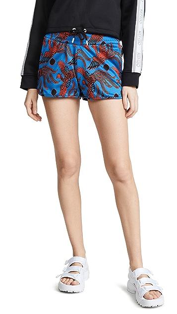 KENZO Jacquard Shorts