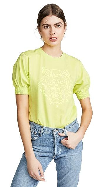 KENZO Neon Tiger Comfort T-Shirt