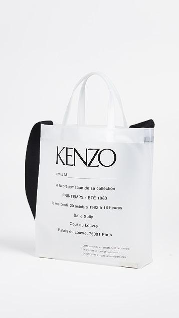 64cafba8ce KENZO Transparent Tote | SHOPBOP