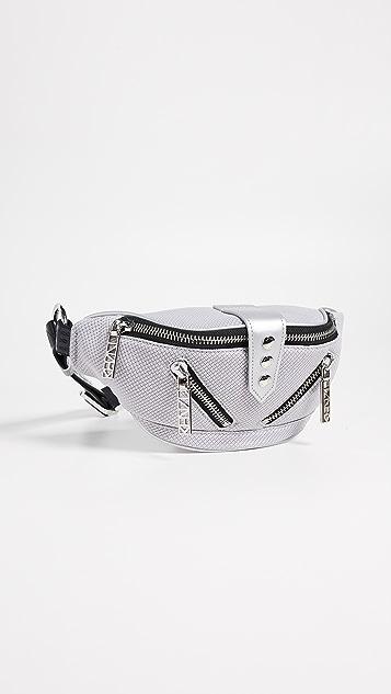 KENZO Bum Bag - Silver