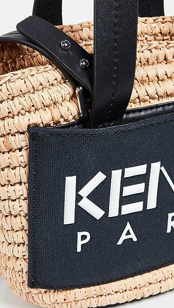 KENZO Mini Basket Tote