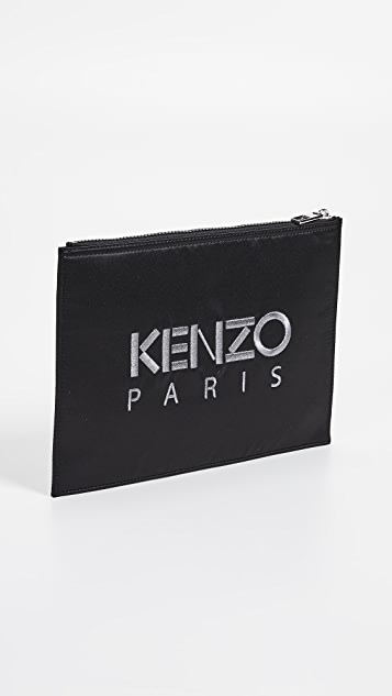 KENZO Tiger A4 Pouch