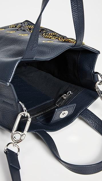 KENZO Маленькая сумка для покупок Kontrast