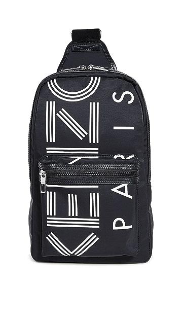KENZO Kenzo Crew One Shoulder Backpack