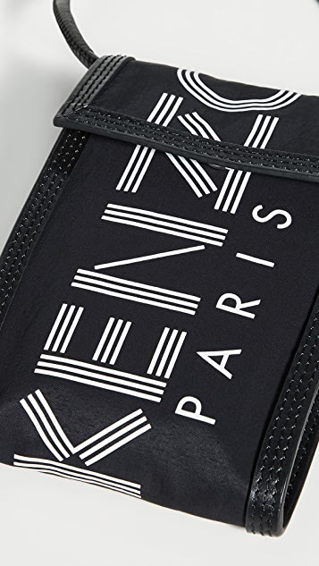 KENZO Kenzo Crew Phone Holder on Strap