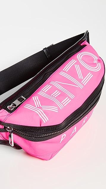 KENZO Спортивная поясная сумка