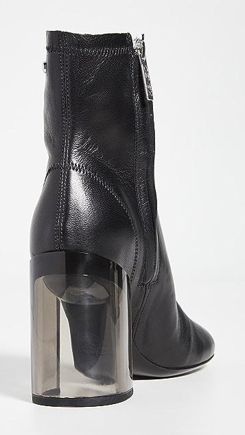 KENZO Сапоги на округлых каблуках K