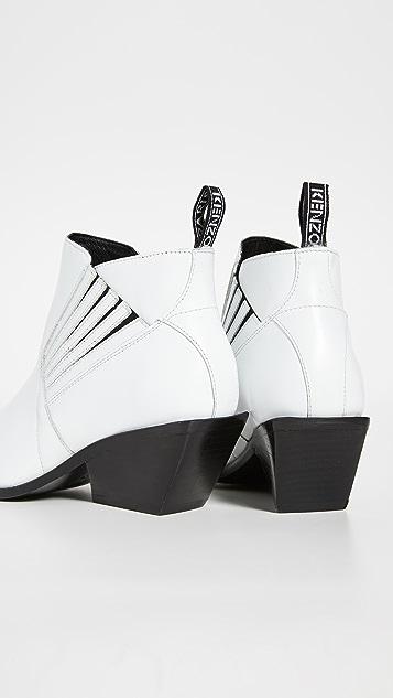 KENZO Rider 靴子