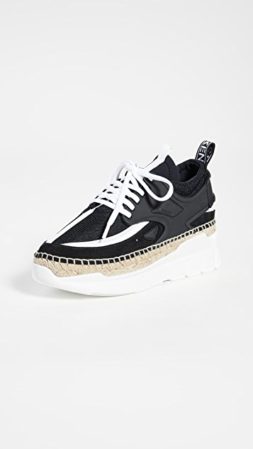 KENZO K-Lastic Low Top Sneakers
